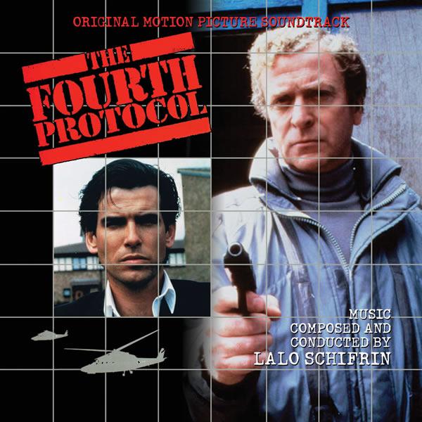 fourth protocol the original soundtrack by lalo schifrin