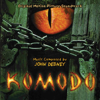 KOMODO - Original Soundtrack by John Debney